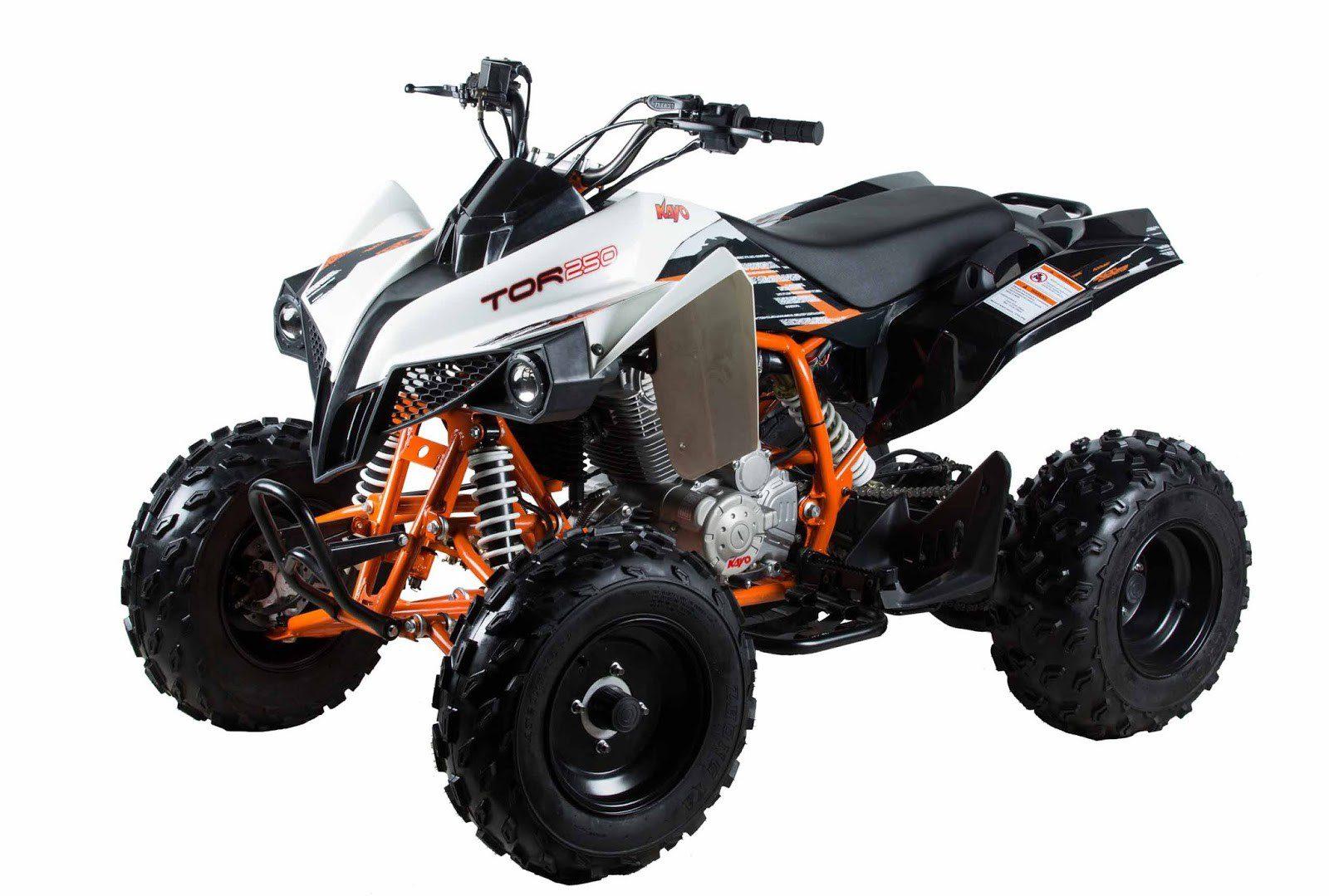 ATV Tor 250